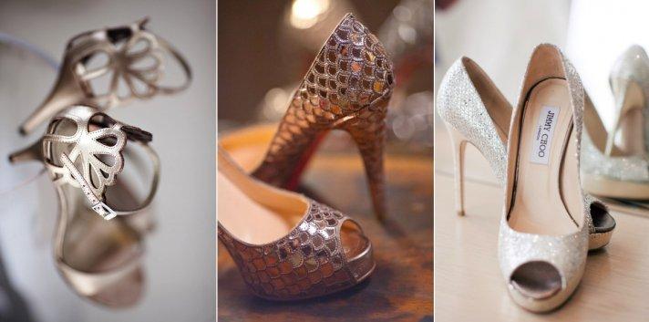 WEDDING DETAIL SHOTS BRIDAL HEELS