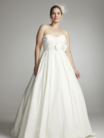 Wedding Dress Designer on David S Bridal Designer Wedding Dresses Onewed   Wedding Dresses