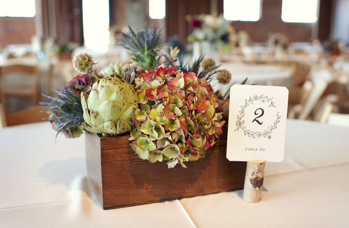stunning wedding centerpiece simple black white table numbers