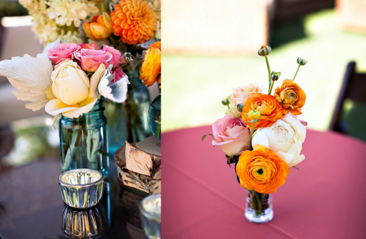 15 Stunning Wedding Reception Centerpieces
