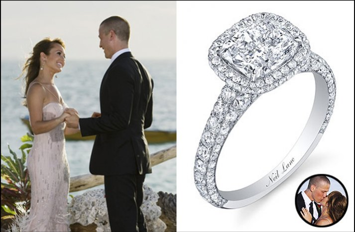 bachelorette engagements ashley hebert engagement ring