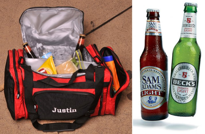 groomsmen gifts personalized 2 in 1 cooler