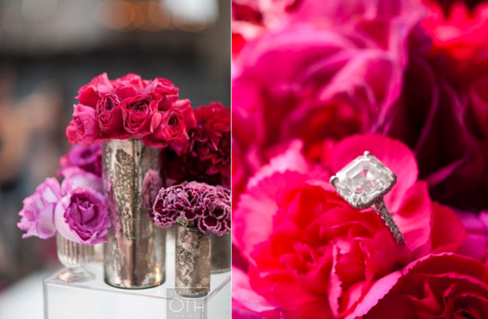 Magenta Wedding Inspiration