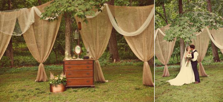 Wholesale Rustic Garden Decor Photograph Romantic Outdoor Idea
