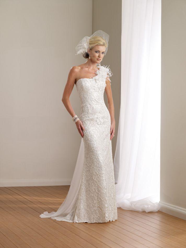 Top 15 Wedding Dresses of 2012 by Mon Cheri