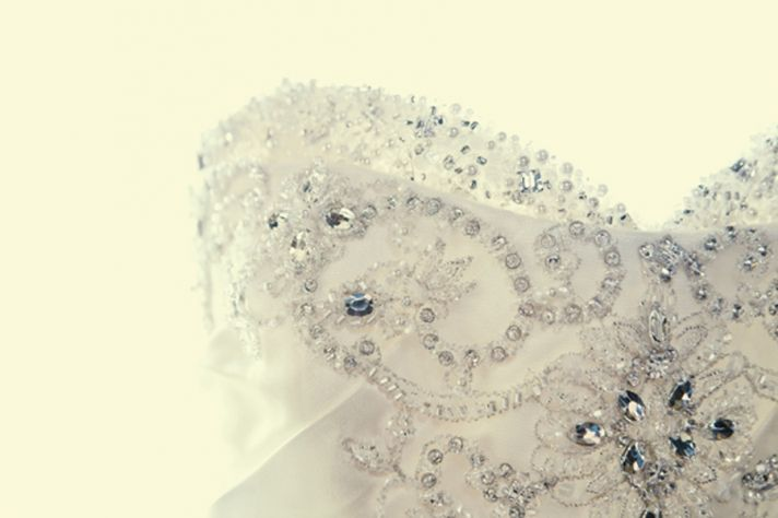 wedding dress detail shot artistic wedding photography One Tree Photography