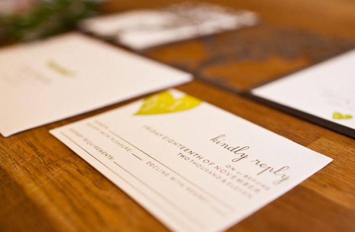 crush worthy wedding stationery Laser Cut Tree Wedding Invitations 3