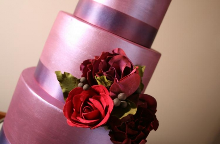 pretty romantic wedding cakes 11