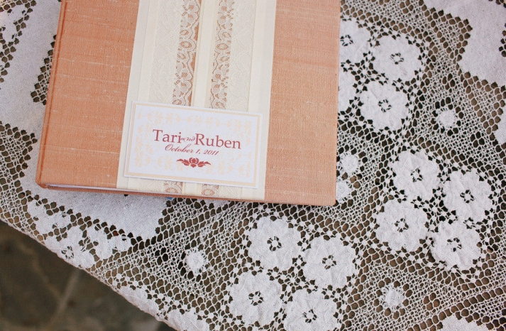 lace at weddings homespun chic