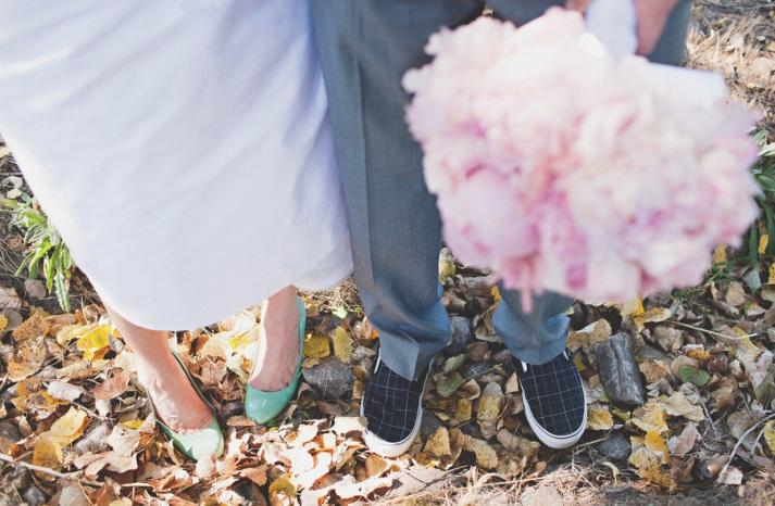 romantic winery wedding outdoor wedding venues bride groom wedding shoes