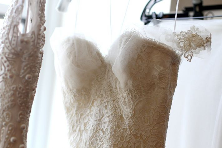 oscar de la renta spring 2013 wedding dress collection romantic bridal gown 1