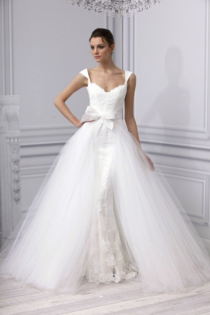 15 Favorites By Monique Lhuillier Spring 2013 OneWed