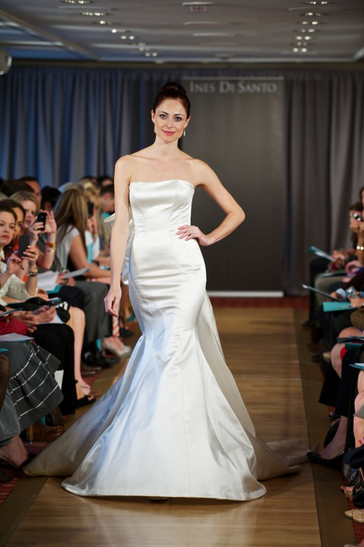 wedding dress spring 2013 bridal gowns Ines di Santo 13