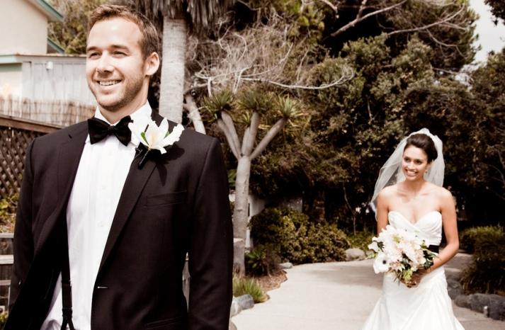 Favorite First Look Wedding Photos