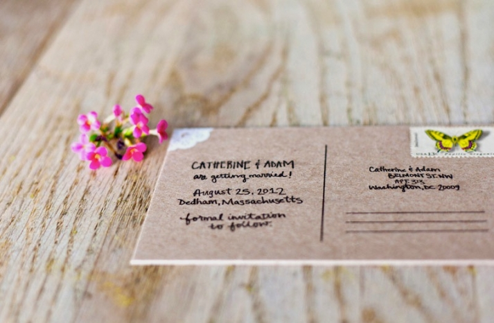 wood lace wedding save the date rustic wedding invitations 2