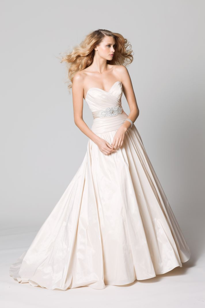 fall 2012 wedding dress WTOO bridal gown by watters 13