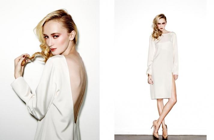daring new wedding dress designer Houghton NYC bridal gowns 21