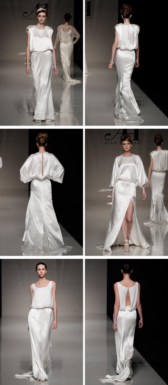 2013 wedding dresses bridal gown inspiration white gallery london blouson bridal trend