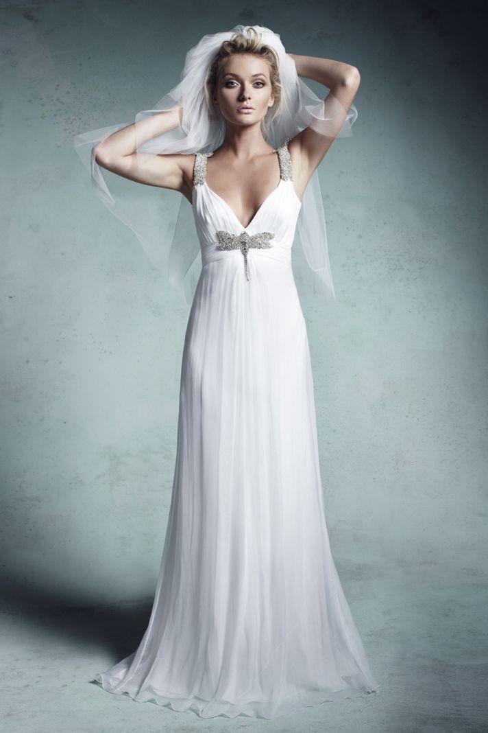 wedding dress by Collette Dinnigan 2013 bridal gowns 5