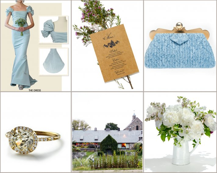 wedding style guide from vogue country weddings