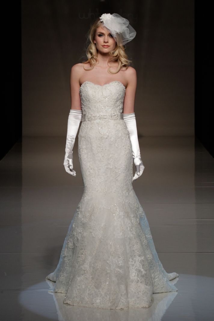 The London Wedding Dress Report for 2013