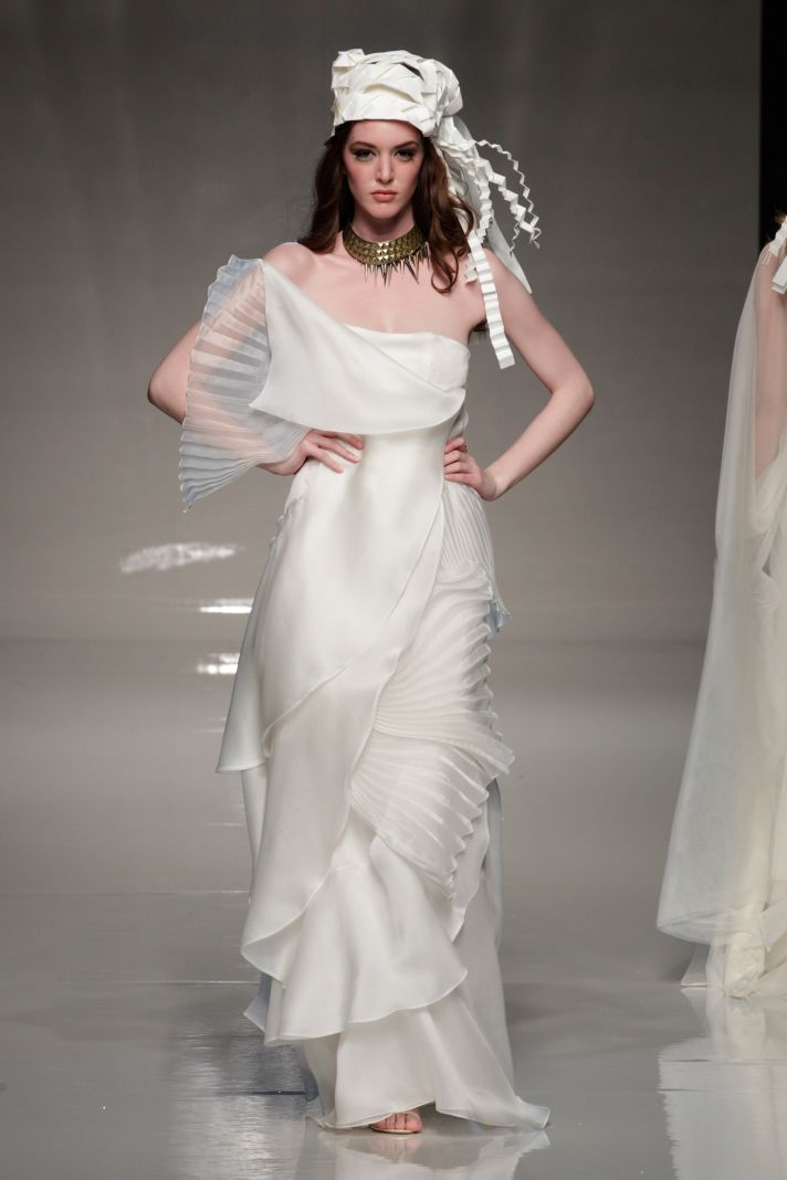 2013 bridal gowns from London wedding dress by Victoria Kyriakides 2