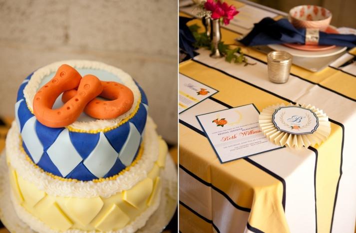 fun bridal shower theme ideas Kentucky Derby bridal brunch 4