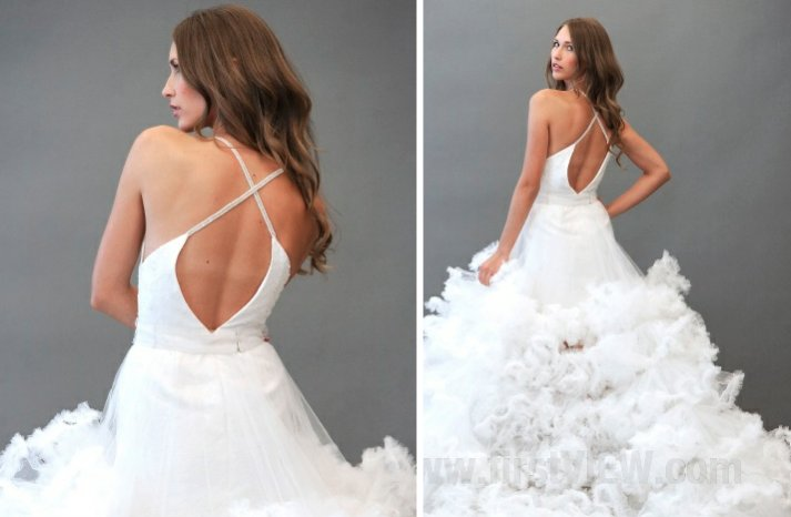 JLM 2013 wedding dress statement back bridal gowns 1