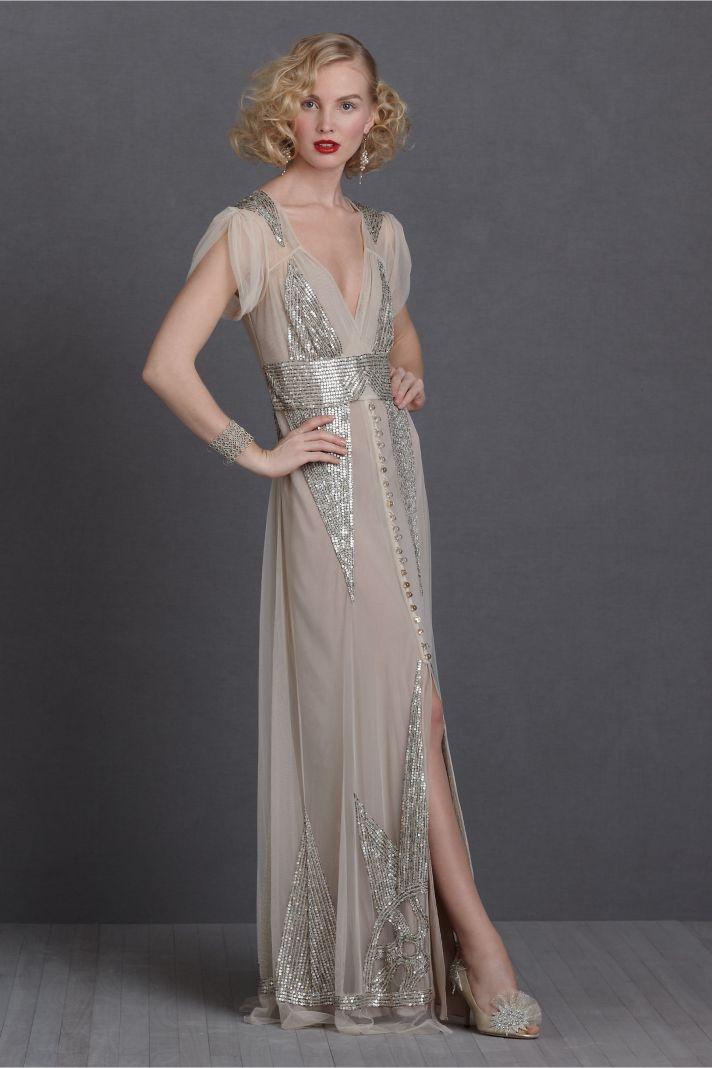 2013 wedding dress BHLDN bridal gowns 4