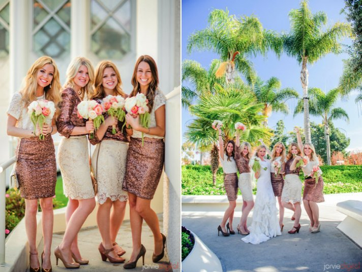 wedding style guide for bridesmaids