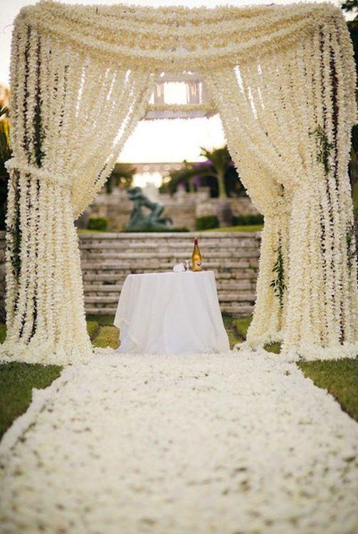 Outdoor Wedding Ceremony Ideas