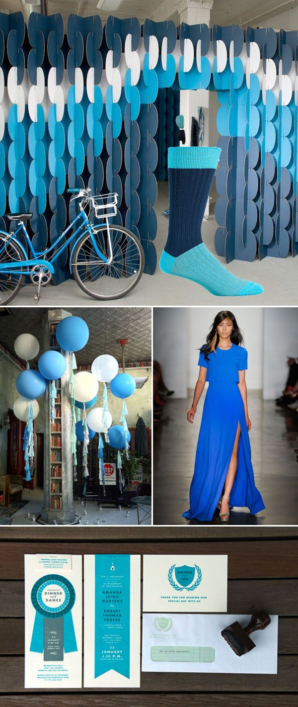 something blue for your wedding