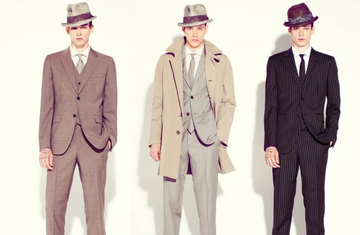 grooms style inspiration 2012 weddings marc jacobs vintage wedding style