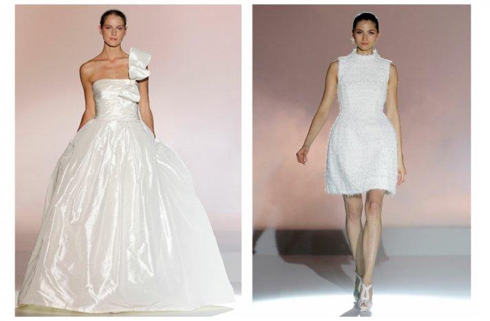wedding dresses by Rosa Clara spring 2013 bridal gown 9
