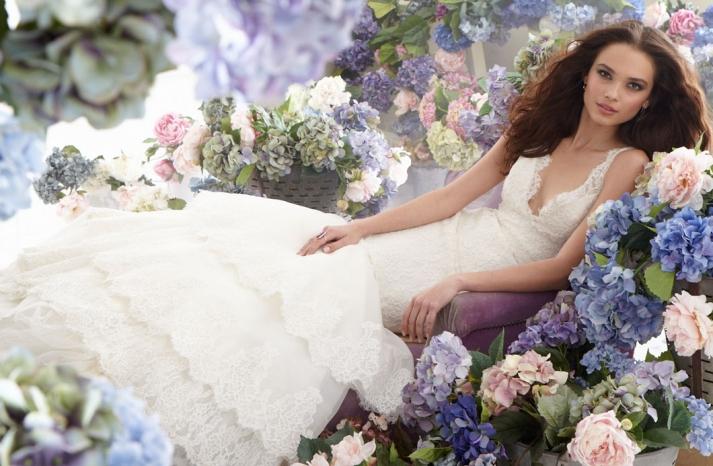fall 2012 wedding dress jim hjelm bridal gowns lace v neck