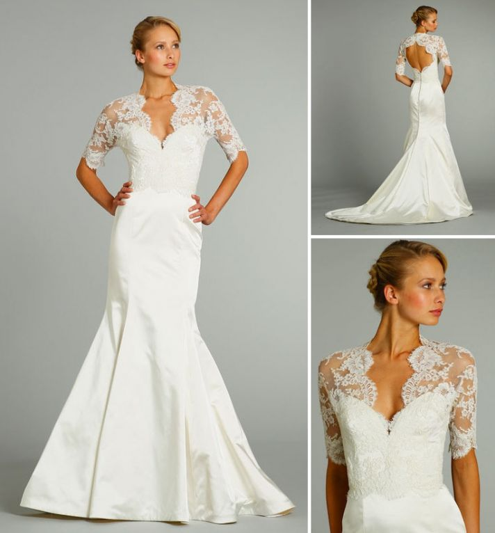 Traditional Long Sleeve Wedding Gowns: 15 Wedding Dresses For A Traditional Ceremony