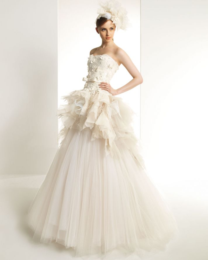 Fall in love with zuhair murad onewed for Zuhair murad wedding dress
