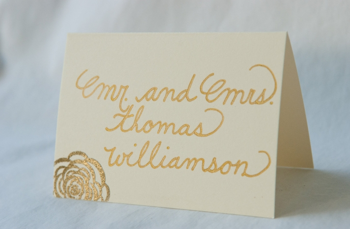 gorgeous wedding invitations hand calligraphy wedding stationery ivory gold