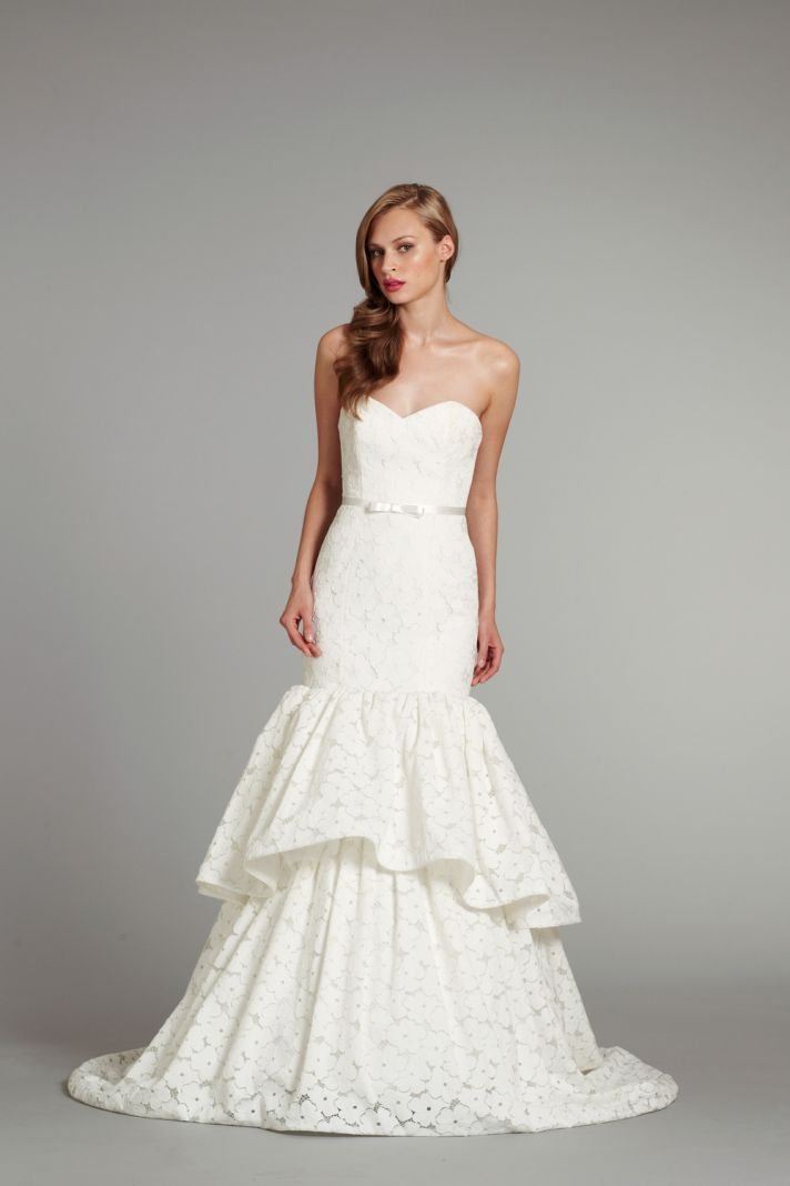 2012 wedding dresses bridal gown Blush collection for JLM couture Poppy