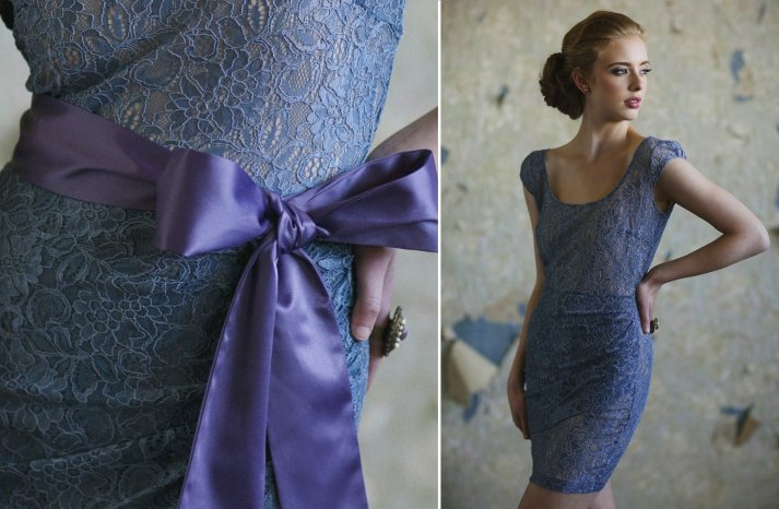 ruche bridesmaids dresses afforadable stylish bridal party attire 2