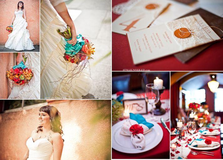 creative wedding themes reception inspiration Havana Nights Cuban style 3
