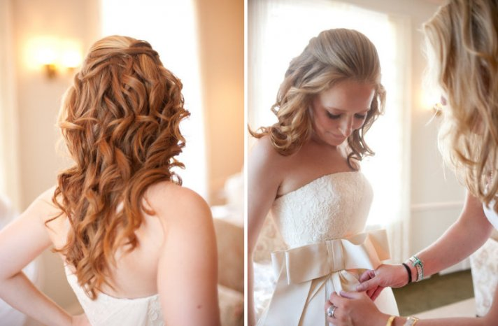 all down wedding hairstyles bridal beauty inspiration 14