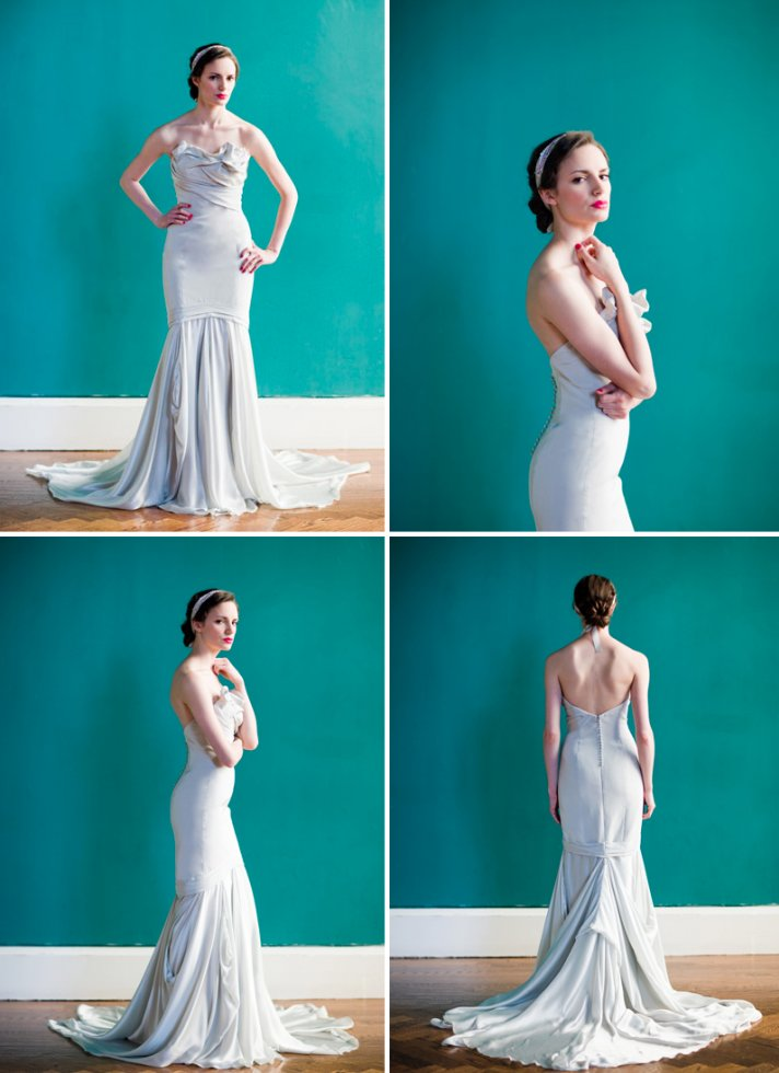 2013 wedding dresses Carol Hannah of Project Runway romantic bridal gowns 3