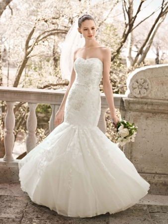 Oleg Cassini Wedding Dress Style Fall 2012 CWG482
