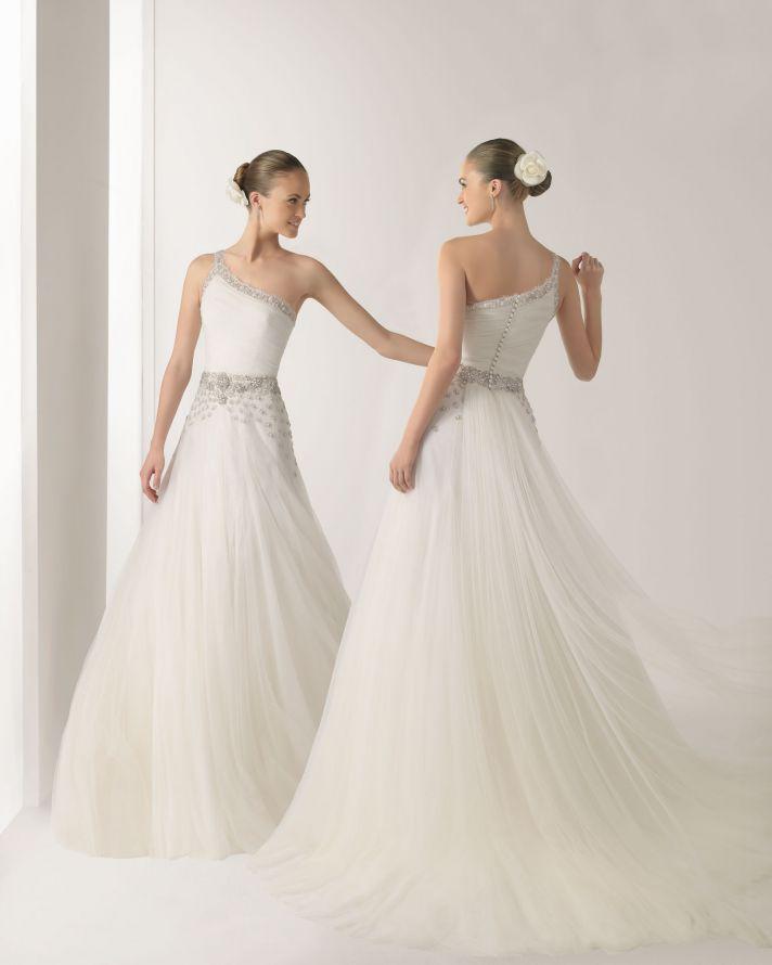 2013 wedding dress Soft by Rosa Clara bridal gowns Jazz