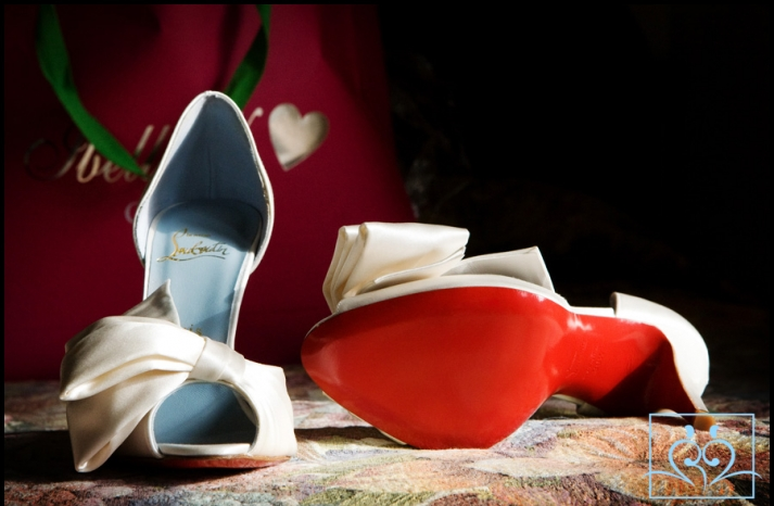 ivory christian louboutin wedding shoes 2