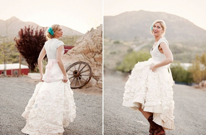 gorgeous Etsy wedding dresses handmade bridal gowns rustic elegant