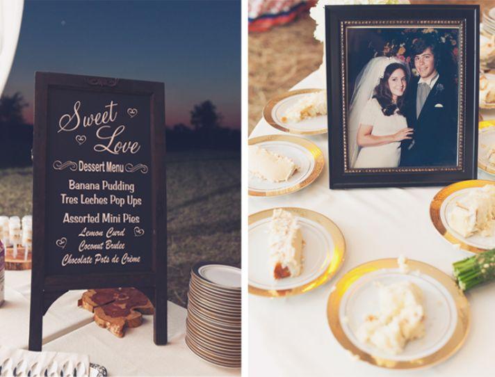 rustic farm wedding texas wedding photographers elegant outdoor venue chalkboard menu vintage photos