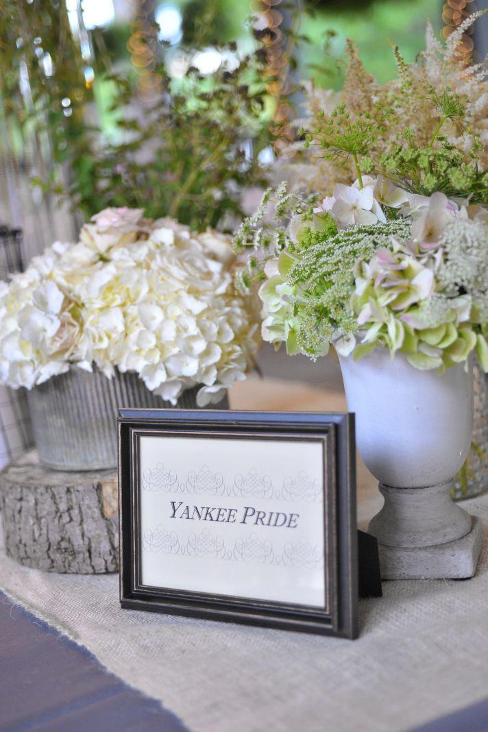 elegant romantic wedding themed tables