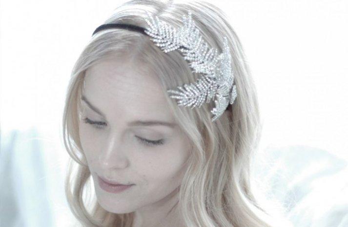 beautiful bridal hair accessories Parant Parant wedding headband 9